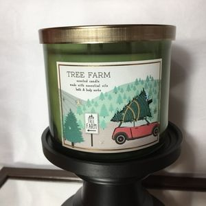 TREE FARM 3-Wick Scented Candle